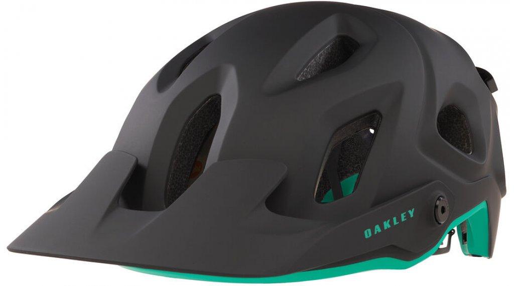 Oakley DRT5 MTB-Helm Herren Gr. L (56-60cm) black/celeste Mod. 2020