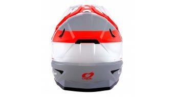 ONeal Backflip Bungarra 2.0 MTB-Fullface Helm Gr. XS (53cm-54cm) red/gray/white Mod. 2020
