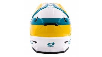 ONeal Backflip Bungarra 2.0 MTB-Fullface Helm Gr. XS (53cm-54cm) white/green/yellow Mod. 2020