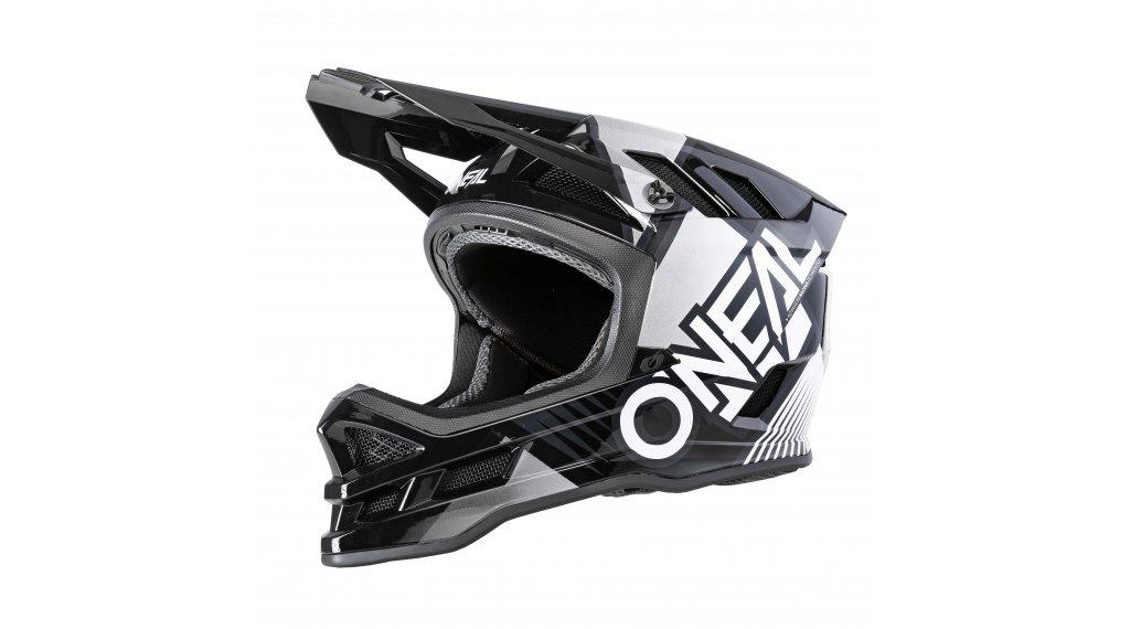 ONeal Blade Delta Polyacrylite MTB-Fullface Helm Gr. XS (53cm-54cm) black/white Mod. 2020