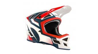 ONeal Blade Oxyd Hyperlite Fullface 自行车头盔 型号 blue/red