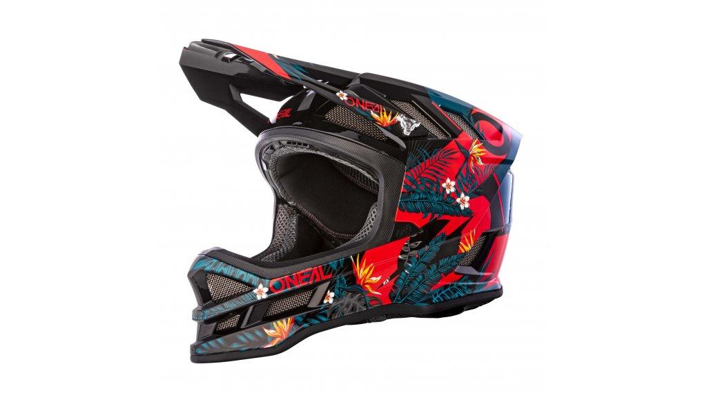 ONeal Blade Rio Polyacrylite MTB-Fullface Helm Gr. XS (53cm-54cm) red Mod. 2020