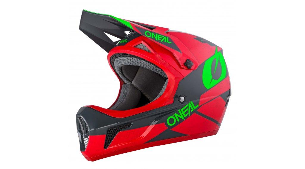 ONeal Sonus Deft MTB-Fullface Helm Gr. XS (53cm-54cm) red/gray/green Mod. 2020