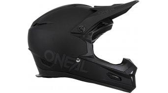 ONeal Fury Solid Fullface Fahrradhelm Gr. L (57-58cm) black