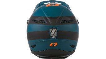 ONeal Fury Stage Fullface Fahrradhelm Gr. L (57-58cm) petrol/orange