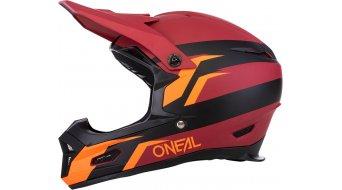 ONeal Fury Stage Fullface Fahrradhelm Gr. L (57-58cm) red/orange