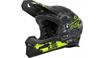 ONeal Fury Ride Fullface bike helmet multi