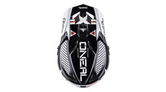 ONeal Fury Fidlock RL 2 Afterburner helmet DH-helmet size L black 2018