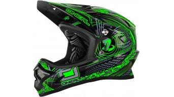 ONeal Backflip Fidlock RL2 Venture casco DH-casco verde Mod. 2017