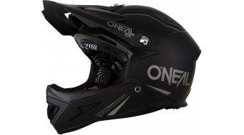 ONeal Warp Fidlock color apagado casco DH-casco negro(-a) Mod. 2017