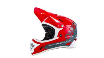 ONeal Backflip RL2 Bungarra DH-Helm red/gray Mod. 2017