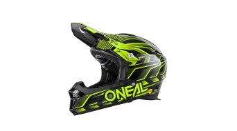 ONeal Fury RL MIPS DH-helmet black/yellow 2017