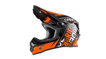 ONeal 3Series Fuel MX-casco niños-casco tamaño M (49/50cm) naranja Mod. 2017
