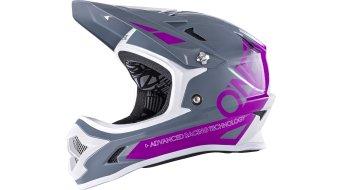 ONeal Backflip RL2 Bungarra DH-casco morado Mod. 2018