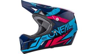 ONeal Sonus Strike DH-casco dark azul Mod. 2018