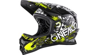 ONeal Backflip RL2 Evo Attack Kinderhelm DH-Helm Gr. M black/yellow Mod. 2019