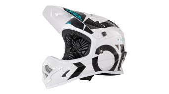 ONeal Backflip RL2 Slick casco DH . white mod. 2019