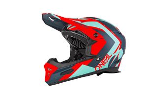 ONeal Fury RL Hybrid DH(速降)头盔 型号 款型 2019