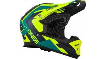 ONeal Fury RL Hybrid DH-Helm Gr. XS neon yellow Mod. 2020