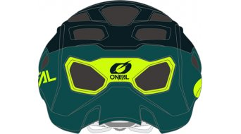 ONeal Pike 2.0 Solid MTB-Helm Gr. L/XL green/neon yellow Mod. 2020