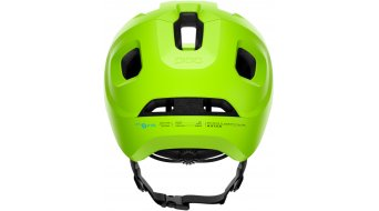 POC Axion SPIN MTB-Helm Gr. XS-S (51-54cm) fluorescent yellow/green matt