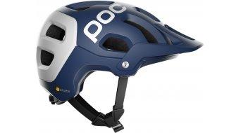 POC Tectal Race SPIN MTB-Helm Gr. XS-S (51-54cm) lead blue/hydrogen white matt