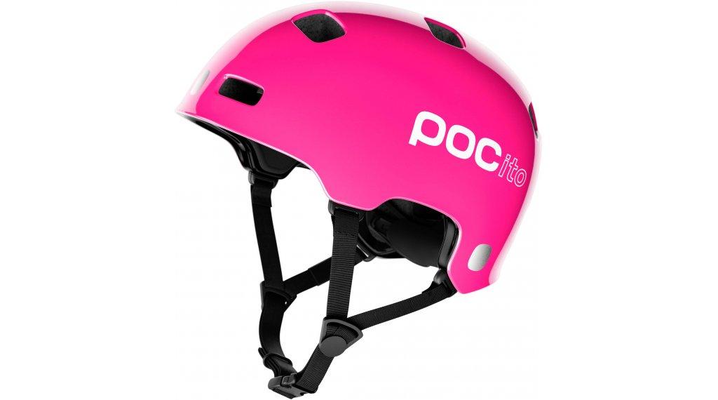 POC POCito Crane Kinder-Helm Gr. XS/S (51-54cm) fluoresecent pink