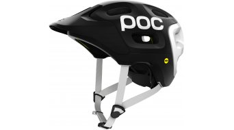 POC Trabec Race MIPS MTB-Helm Gr. XS-S (51-54cm) black/white