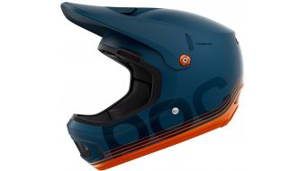 POC Coron Söderström Edition MTB Fullface helmet size XS-S (51-54cm) lead blue