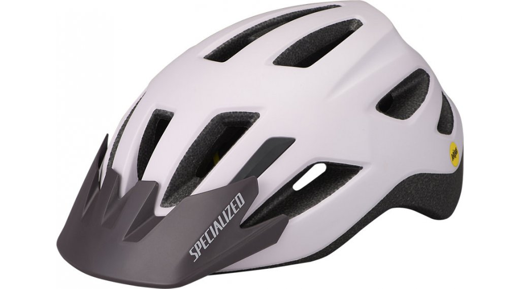 Specialized Shuffle Youth LED MIPS Kinder-Helm Gr. unisize (52-57cm) satin clay/cast umber