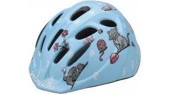 Specialized Small Fry casco casco bambino Toddler mis. unisize (47-52cm) blue kittens mod. 2017