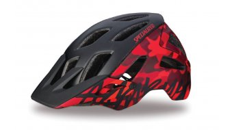 Specialized Ambush LTD Helm All Mountain-Helm Gr. S (52-56cm) red camo - Limited Edition