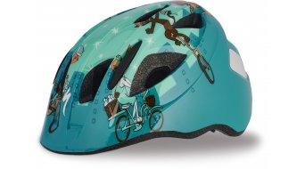 Specialized Mio casco casco bambino Toddler mis. unisize (47-52cm) teal mod. 2017
