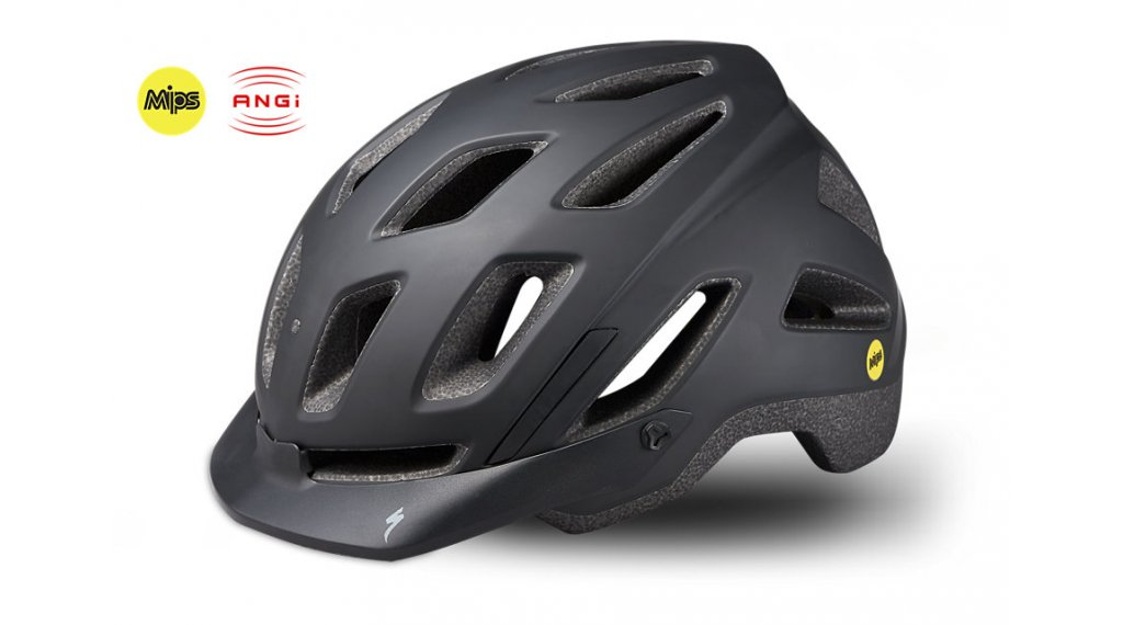 Specialized Ambush Comp ANGI MIPS E-Bike Helm Gr. XL (59-63cm) black Mod. 2020