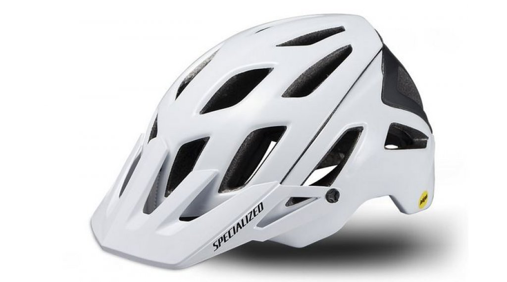 Specialized Ambush ANGI MIPS All Mountain MTB(山地)头盔 型号 M (54-58厘米) white 款型 2020
