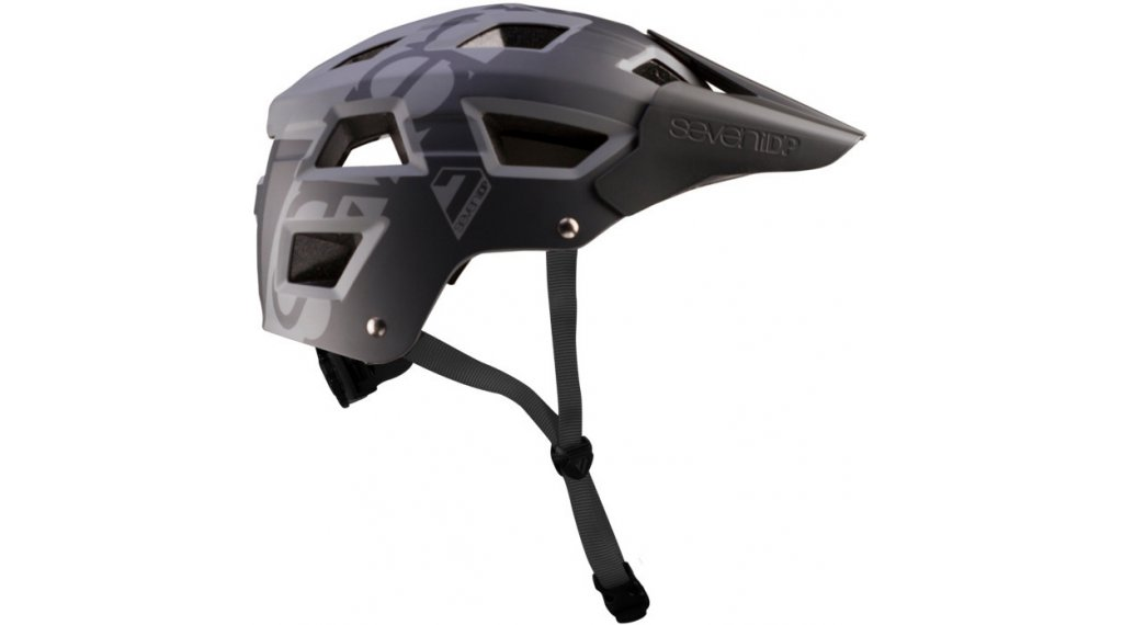 7iDP Seven M5 MTB-Helm Gr. L/XL (58-62cm) black