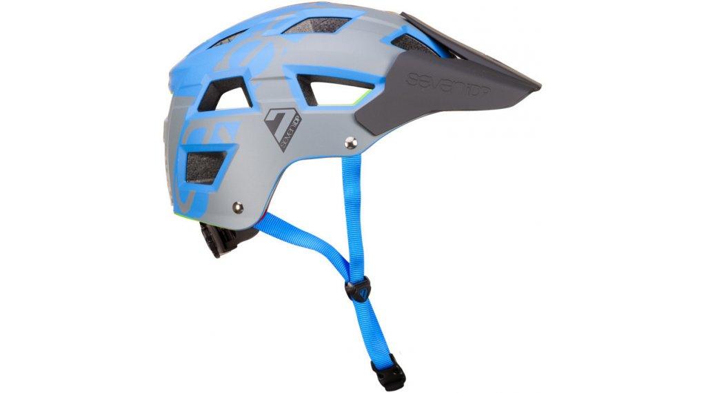 7iDP Seven M5 MTB-Helm Gr. L/XL (58-62cm) blue/grey