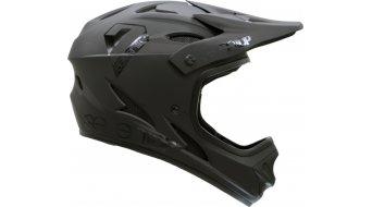 7iDP Seven M1 MTB casco integral niños tamaño L (50-52cm) negro