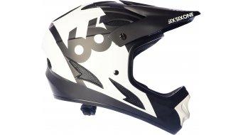 SixSixOne Comp Fullface DH-Helm Gr. L (59-60cm) white Mod. 2020