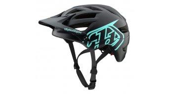 Troy Lee Designs A1 MTB(山地)头盔 型号 XL/2X (XL/XXL) (60-62厘米) drone dark gray/aqua 款型 2020