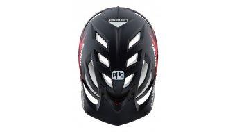 Troy Lee Designs A1 MIPS MTB(山地)头盔 型号 XL/2X (XL/XXL) (60-62厘米) classic SRAM black/red 款型 2020