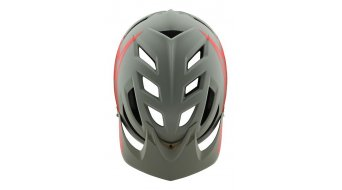 Troy Lee Designs A1 MIPS MTB- helmet size SM (S) classic orange/gray 2020
