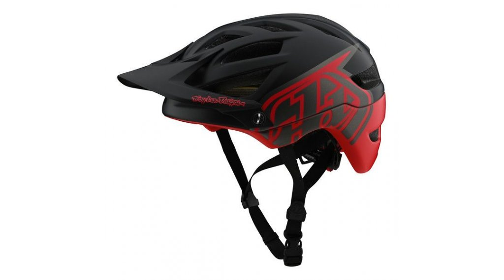 Troy Lee Designs A1 MIPS MTB- helmet size XS classic black/red 2020