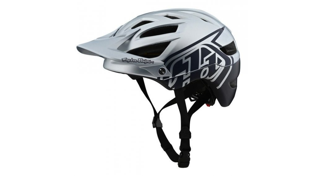 Troy Lee Designs A1 MIPS MTB- helmet size XS classic silver/navy 2020