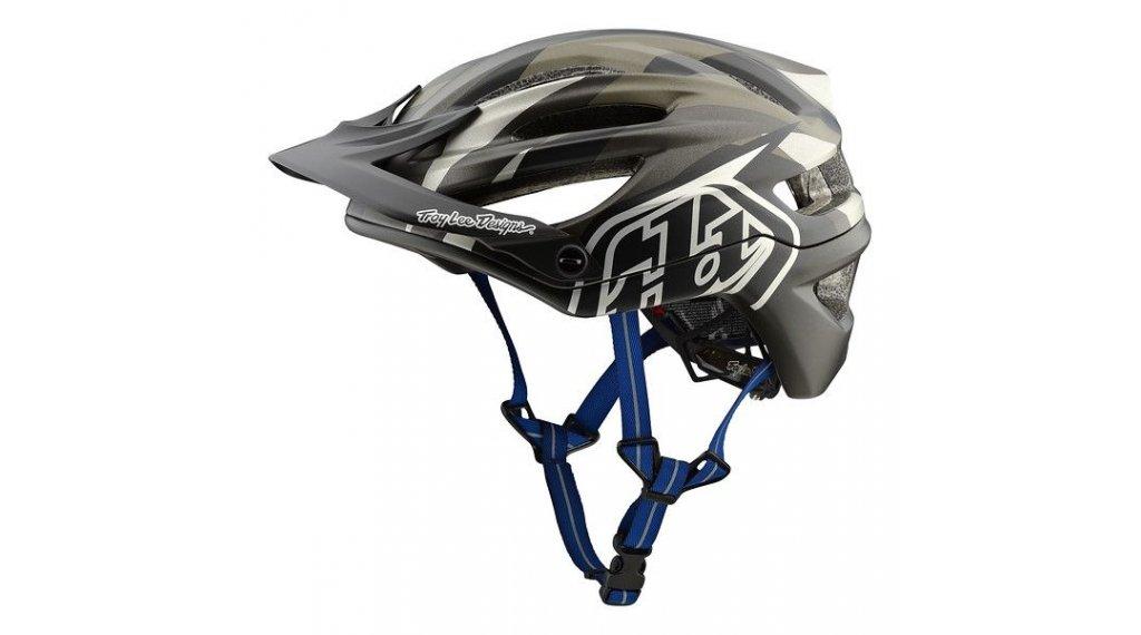 Troy Lee Designs A2 MIPS MTB-Helm Gr. MD/LG (M/L) (57-59cm) jet grey Mod. 2020