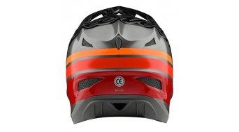 Troy Lee Designs D3 (FL) Fiberlite Fullface MTB-Helm Gr. MD (M) silhouette navy/silver Mod. 2020