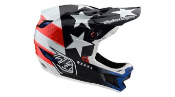 Troy Lee Designs D4 Composite MIPS Fullface MTB-Helm Gr. SM (S) freedom 2.0 red/white Mod. 2020