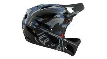 Troy Lee Designs Stage MIPS Fullface MTB-Helm Gr. XS/SM (XS/S) camo light blue Mod. 2020