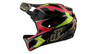 Troy Lee Designs Stage MIPS Fullface MTB-Helm Gr. MD/LG (M/L) ropo pink/yellow Mod. 2020