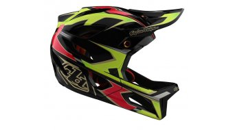Troy Lee Designs Stage MIPS Fullface MTB-Helm Gr. XS/SM (XS/S) ropo pink/yellow Mod. 2020